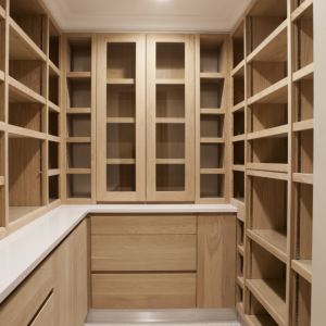Pantry and Larder