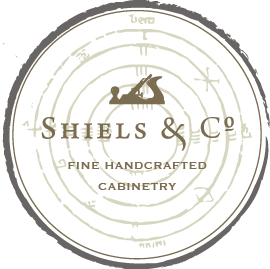 Shiels & Co.︱Fine Handcrafted Cabinetry