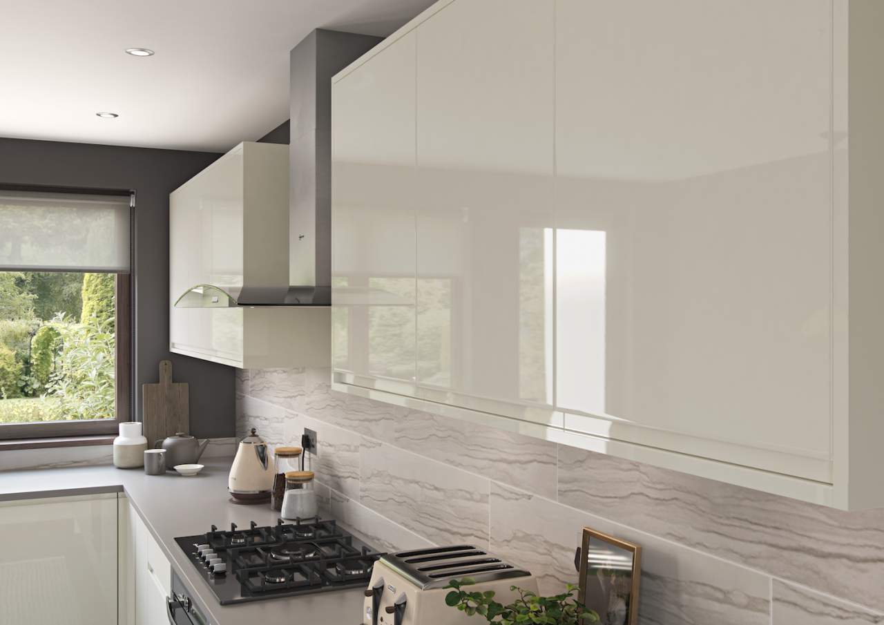 Is a handleless kitchen the kitchen for you?